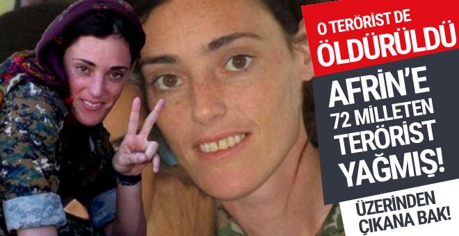 Arjantin'den PKK'ya yardıma geldi! Ve öldürüldü...