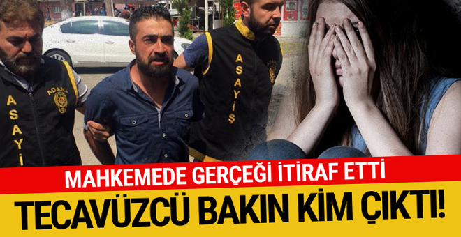 Adana'daki tecavüz olayında kız gerçeği itiraf etti! Bebeğin babası...