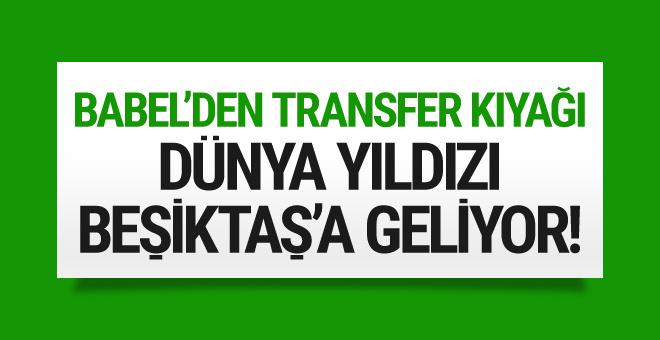 Beşiktaş'tan transferde Robben bombası
