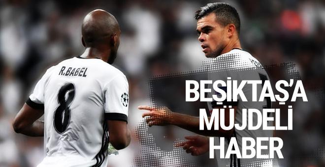 Beşiktaş'a müjde! Pepe sahalara dönüyor