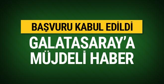 Galatasaray'ın SPK'ya başvurusu kabul edildi