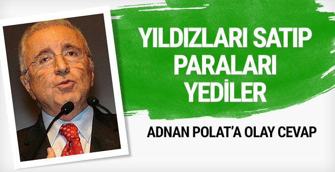 Ünal Aysal'dan Adnan Polat'a cevap!