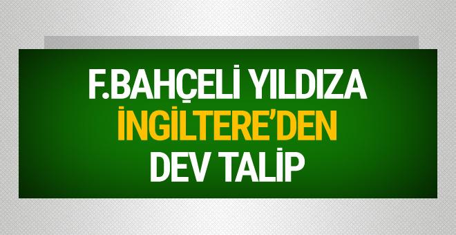 Fenerbahçeli Eljif Elmas'a dev talip!