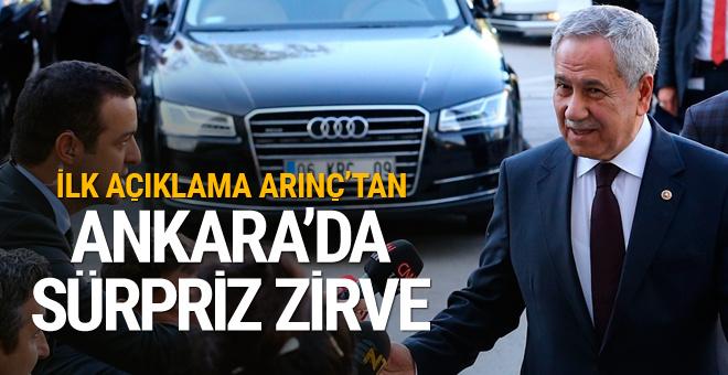 Cumhurbaşkanı Erdoğan'dan Arınç hamlesi
