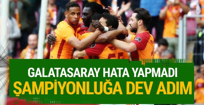 Galatasaray Yeni Malatyaspor maçı golleri ve geniş özeti