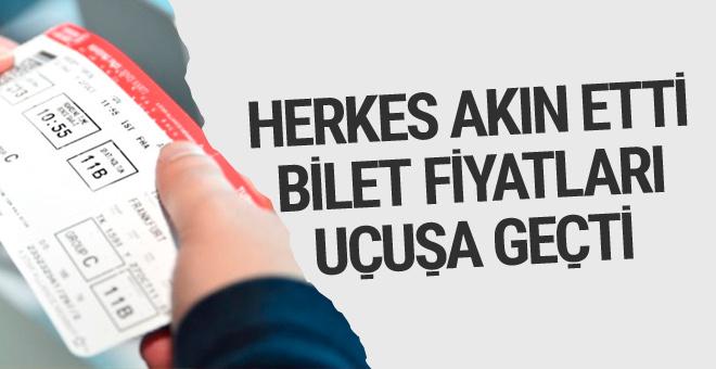 THY'nin Belgrad uçuş bileti 3 bin lirayı aştı