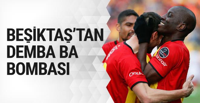 Beşiktaş'tan Demba Ba bombası!