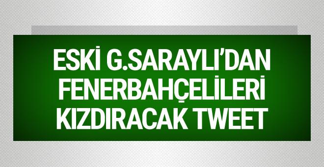 Felipe Melo'dan Fenerbahçelileri çıldırtan tweet!