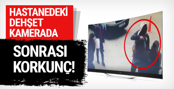 Ümraniye'deki dehşet kamerada: Sonrası korkunç!