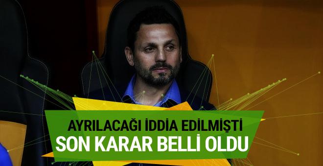 Evkur Yeni Malatyaspor Erol Bulut kararını verdi
