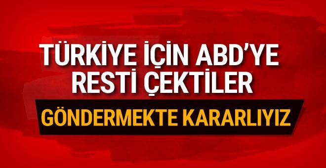 Rusya, Türkiye için ABD'ye meydan okudu