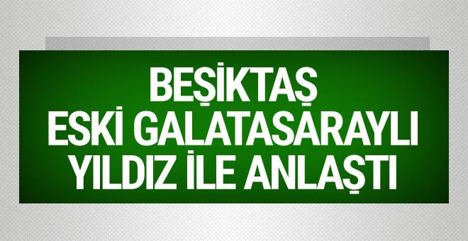 Beşiktaş Emre Çolak ile anlaştı