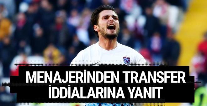 Okay Yokuşlu'nun menajerinden transfer açıklaması