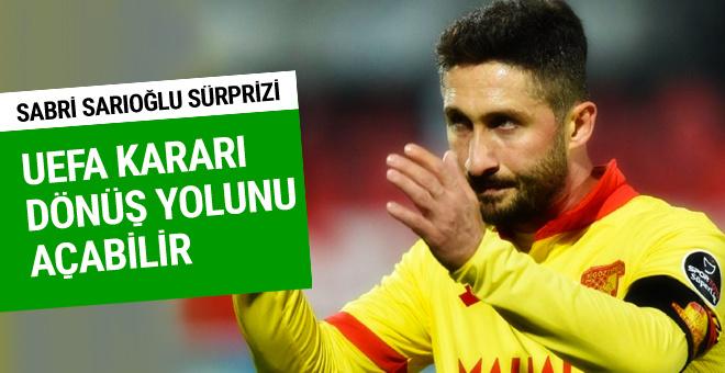 Galatasaray'da Sabri sürprizi! UEFA kararı dönüş yolunu açabilir…