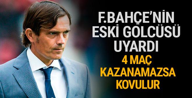 Eski Fenerbahçeli Van Hooijdonk'tan Cocu itirafı