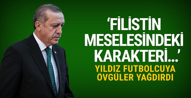 Recep Tayyip Erdoğan'dan Ronaldo'ya övgü