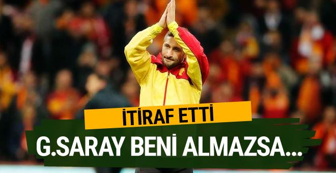Sabri Sarıoğlu'ndan Galatasaray itirafı