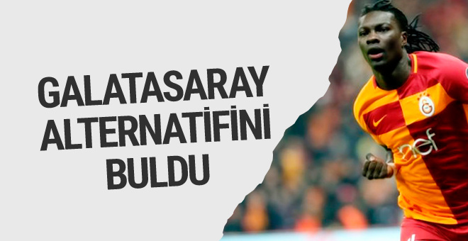 Galatasaray'da Gomis'in alternatifi Carlos Bacca