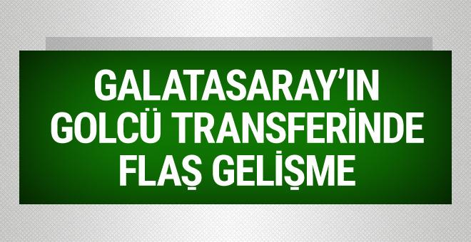 Galatasaray'ın golcü transferinde flaş gelişme