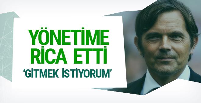 Phillip Cocu'dan PSV'ye Fenerbahçe ricası