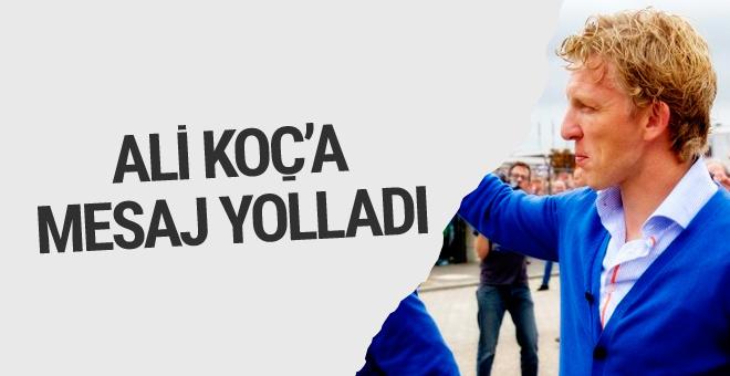 Dirk Kuyt sosyal medyadan Ali Koç'a seslendi