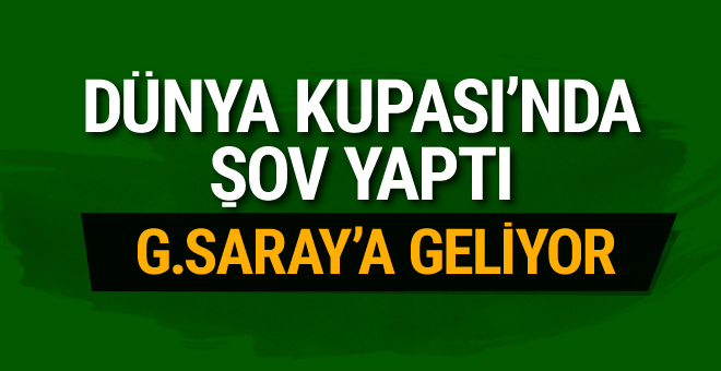 Galatasaray'da Ahmed Musa sesleri