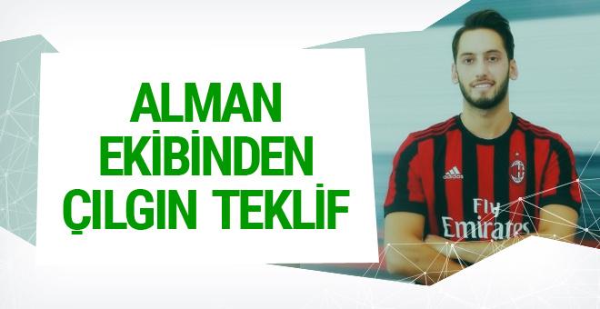 Hakan Çalhanoğlu için 30 milyon euro