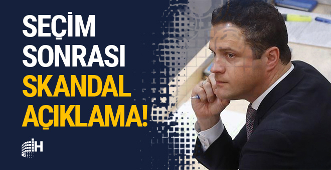 Seçimin ardından Türkiye karşıtı skandal açıklama!