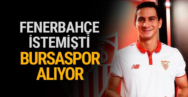Bursaspor'da Ganso için görüşmeler başladı