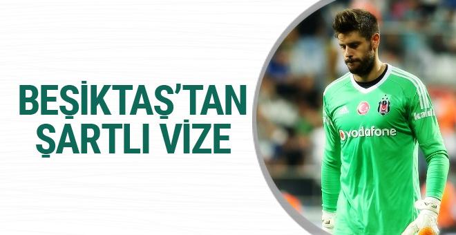 Beşiktaş'tan Fabri'ye şartlı vize