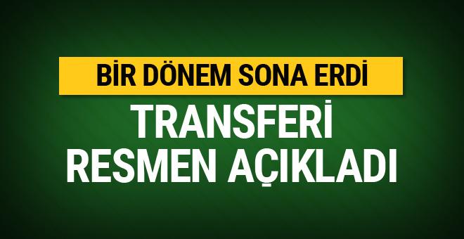 Fabri transferi resmen açıkladı