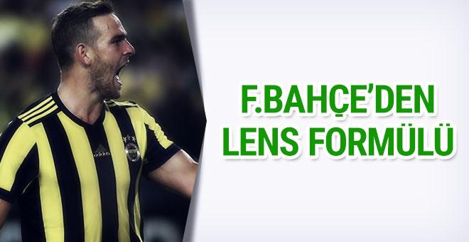 Fenerbahçe'den Janssen'e Lens formülü