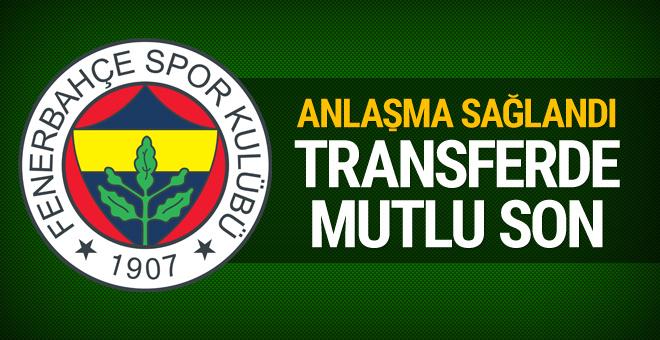 Fenerbahçe golcü transferinde mutlu sona ulaştı