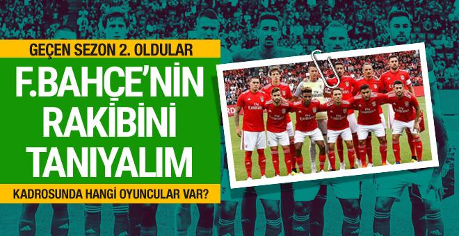 Fenerbahçe'nin rakibi Benfica'yı tanıyalım! İşte Benfica'nın bilinmeyenleri...