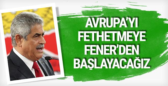 Benfica başkanı Fenerbahçe maçı için iddialı konuştu