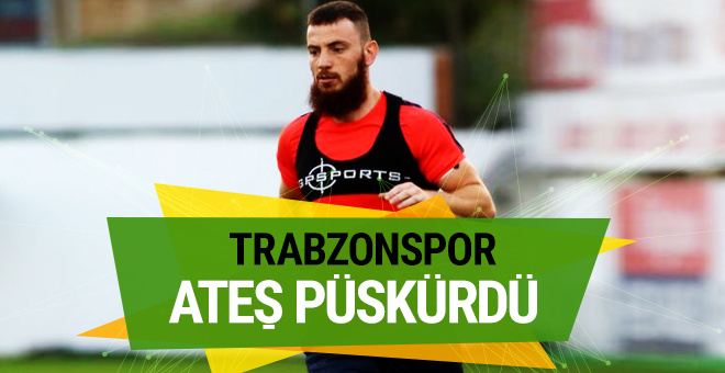 Trabzonspor Aykut Demir'e ateş püskürdü