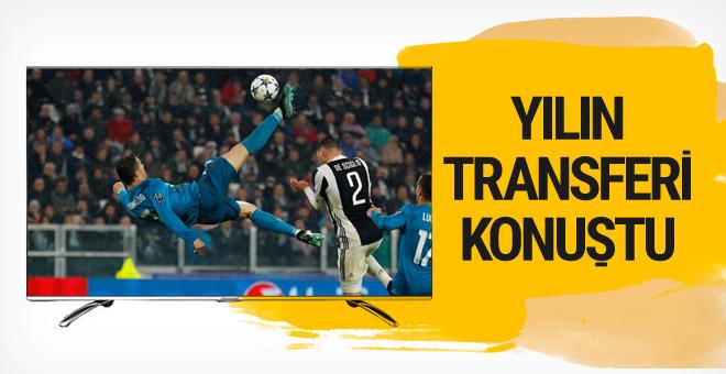 Ronaldo neden Juventus'u seçti? Açıkladı