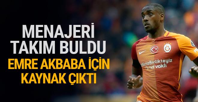 Galatasaray Emre Akbaba'nın parasını böyle çıkaracak!