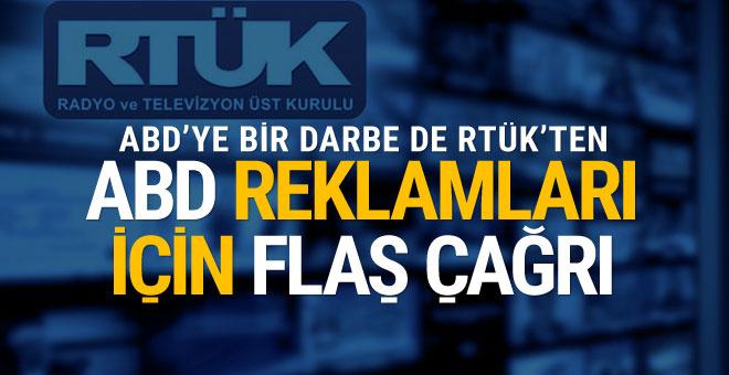 RTÜK Başkanı Yerlikaya'dan ABD çağrısı