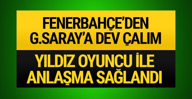 Fenerbahçe Emre Akbaba'yla anlaştı