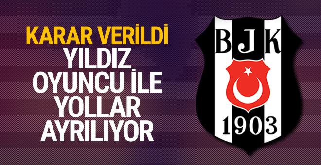 Beşiktaş'tan Vagner Love'a fesih teklifi