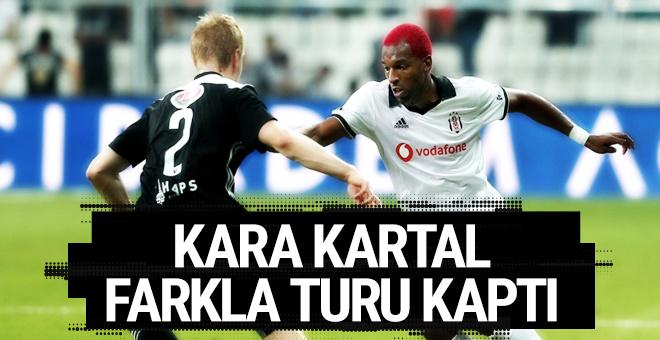 Beşiktaş-B36 Torshavn maçı sonucu ve özeti