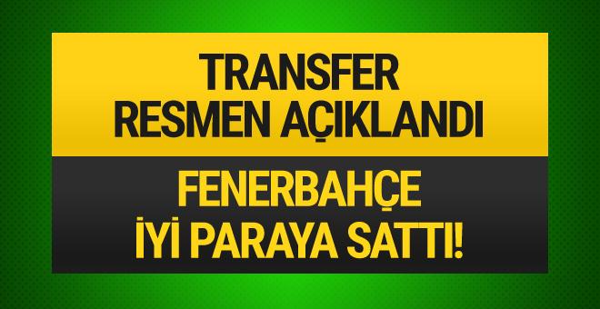 Fenerbahçe Giuliano'yu sattığını resmen açıkladı