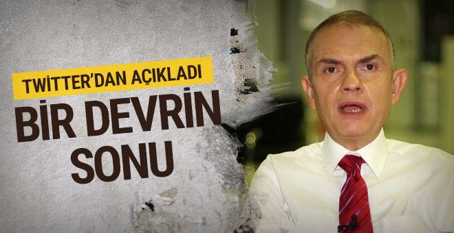 Ercan Taner de NTV'den ayrıldı!