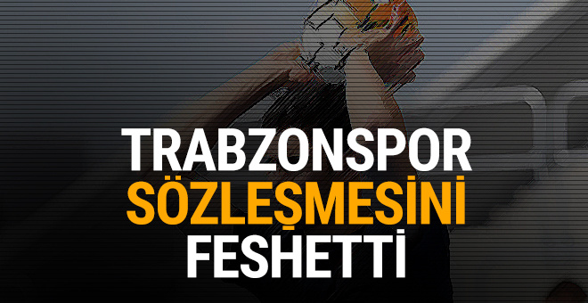 Trabzonspor Ramil Sheydaev'in sözleşmesini feshetti