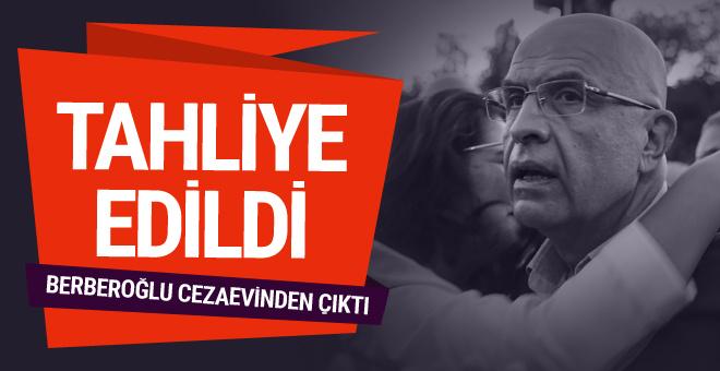 Enis Berberoğlu'yla ilgili sürpriz karar! Yargıtay tahliye verdi