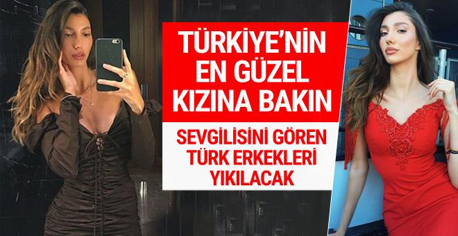 Miss Turkey 2018 güzeli Şevval Şahin kimdir kaç yaşında