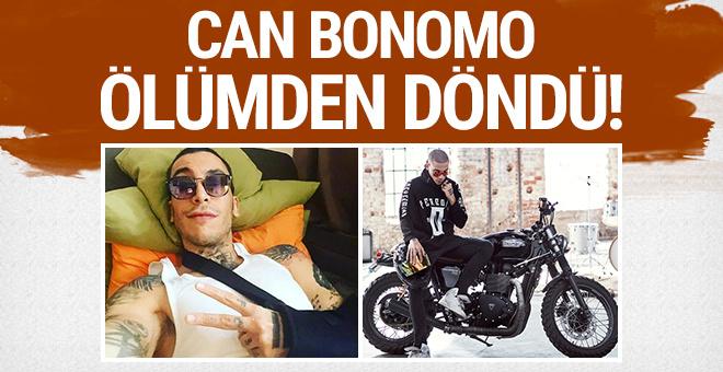 Ünlü müzisyen Can Bonomo ölümden döndü!