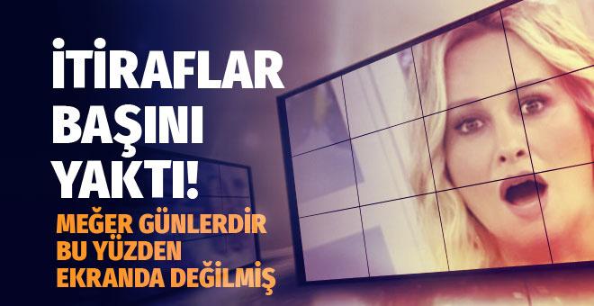 İtiraflar Nur Viral'in başını yaktı! 3 gündür Beyaz TV'de bu yüzden yokmuş
