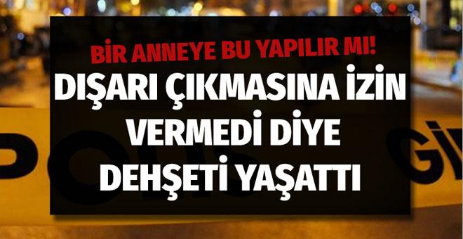 Bursa'da 20 yaşındaki genç annesini öldürdü